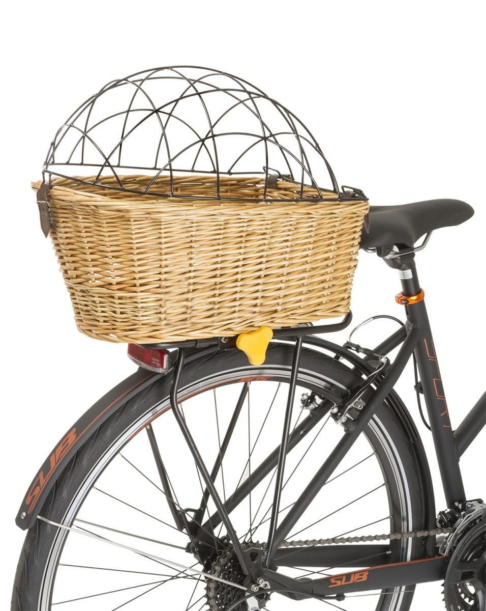 Корзина для велосипеда на багажник
