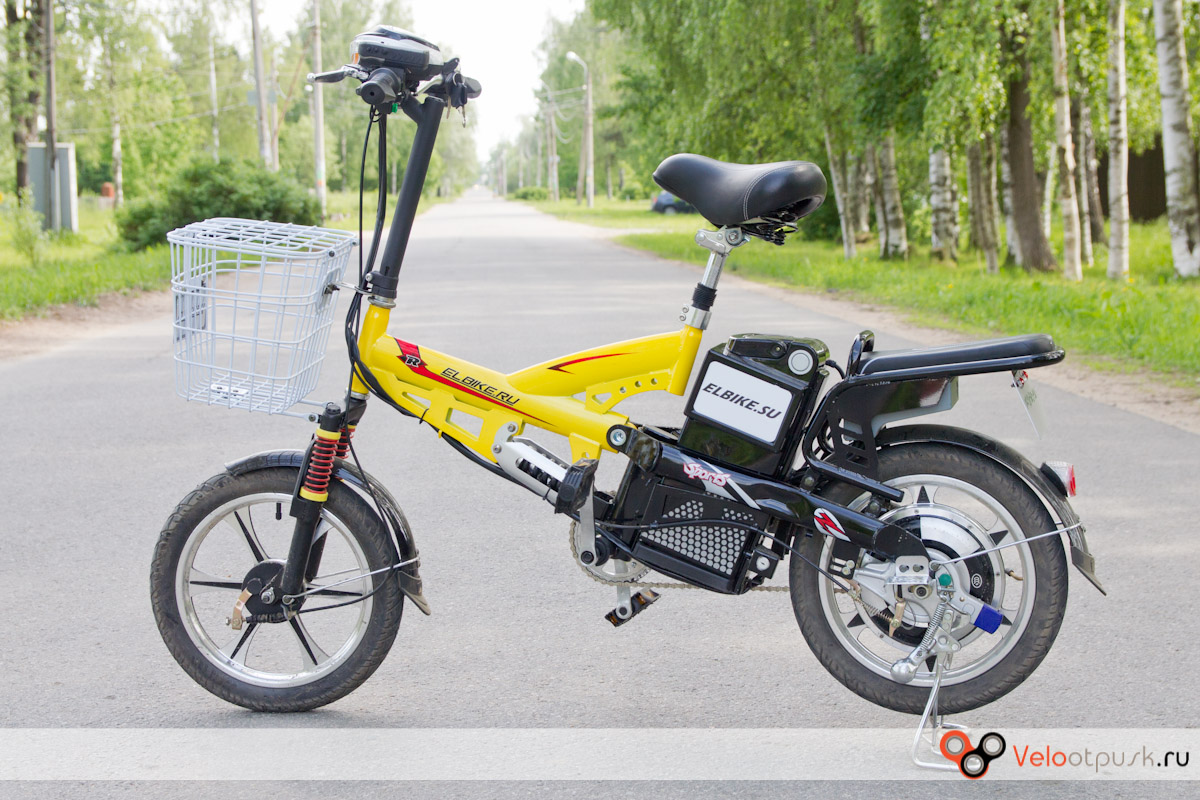 Elbike A-065