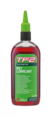 Смазка 400мл TF2 EXTREME WET CHAIN LUBRICANT WELDTITE