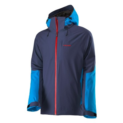 Head 2L Eclipse Jacket Men Navy/Lagoon (2018)